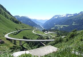 Osztrák-, Olasz-, Svájci-Alpok túra