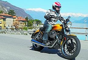 Moto Guzzi V9 Roamer/Bobber