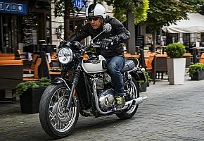 Triumph Bonneville T120 (2016)