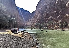Túra: Omán