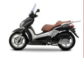 Yamaha VP250 X-City 2009