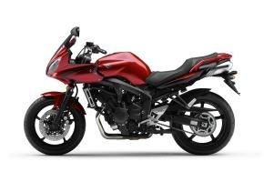 Yamaha FZ6 / Fazer S2 2007-