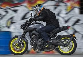 Yamaha MT-09 (2017)
