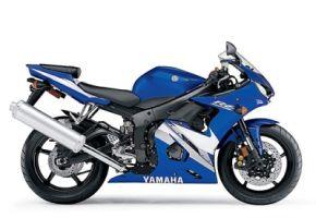 Yamaha YZF-R6 2005-2006