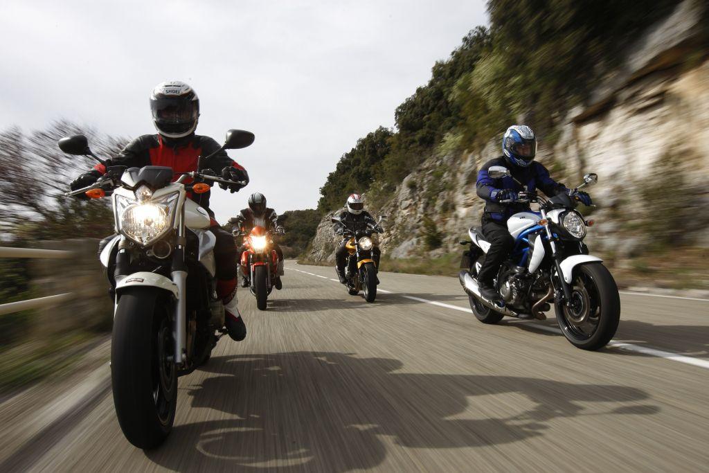 600-as naked bike összehasonlító teszt