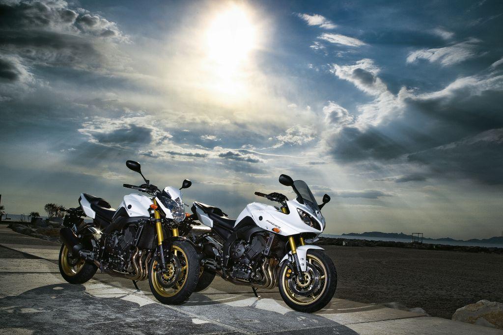 Yamaha FZ8 és Fazer8