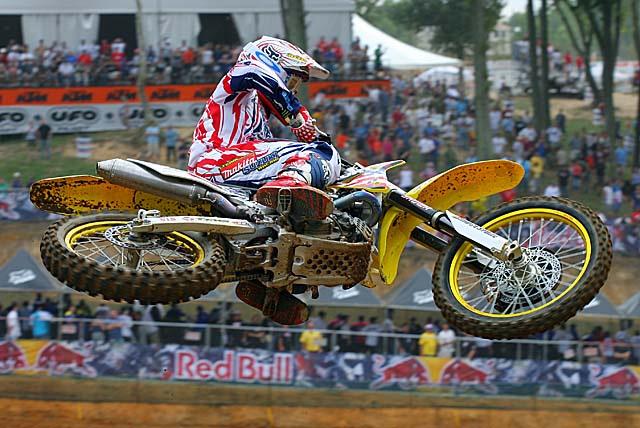 Ricky Carmichael 2006 AMA