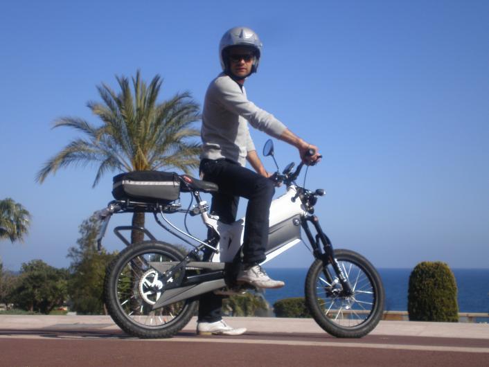 Scorpa_eTricks elektromos kerékpár