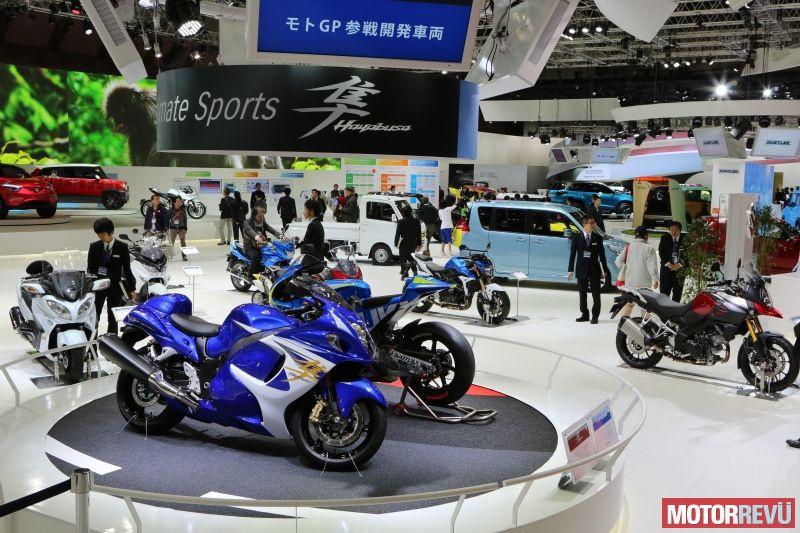 Bemutatók és kiállítások Suzuki a 43. Tokyo Motor Show-n