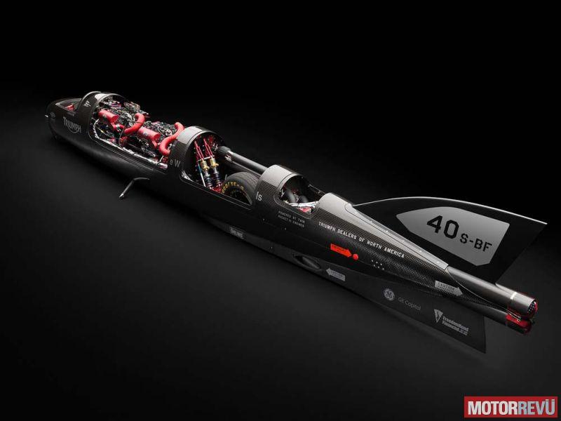 Motorok Custom sarok Castrol Rocket (Hot Rod Conspiracy/Carpenter Racing)
