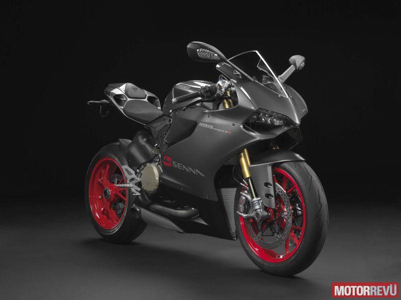 Motorok Ducati 1199 Panigale S Senna