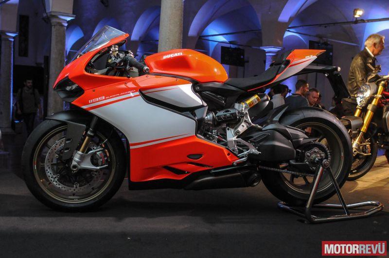 Motorok Ducati 1199 Superleggera