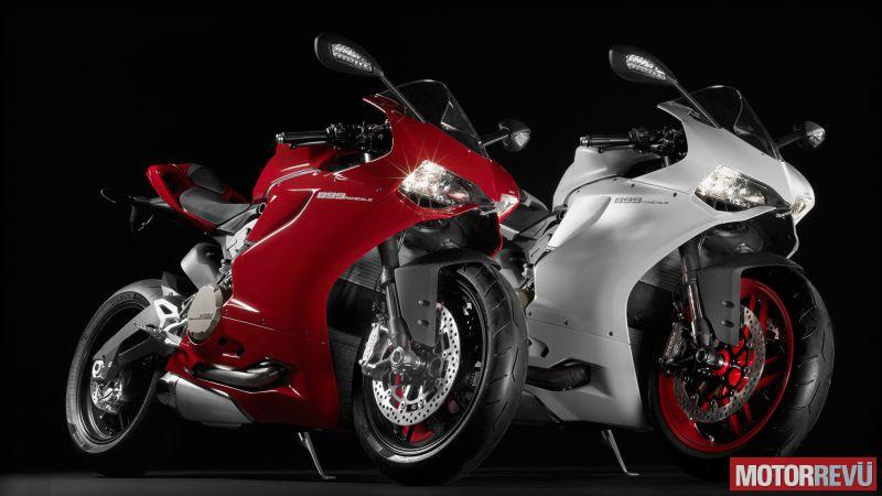 Motorok Ducati 899 Panigale