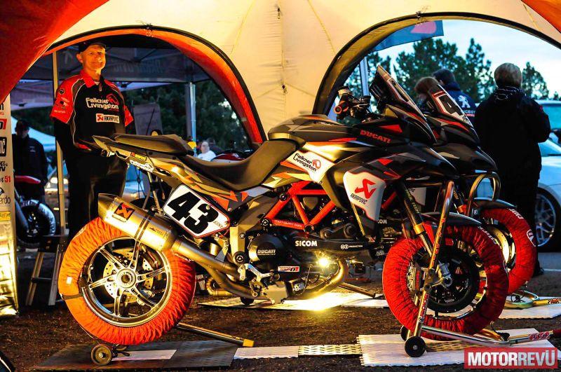 Motorok Ducati Multistrada 1200 S Pikes Peak (2013)