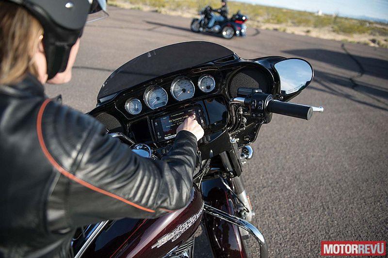 Motorok Harley-Davidson 2014-es modellek