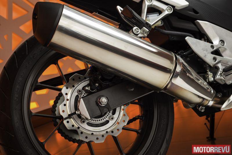 Motorok Honda CB500F és CBR500R