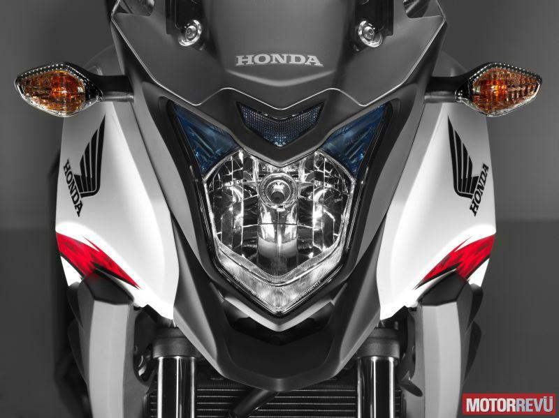 Motorok Honda CB500X