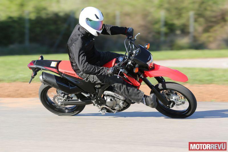 Motorok Honda CRF250M
