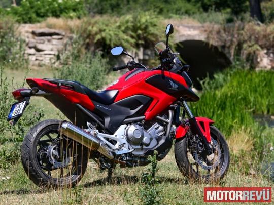 Motorok Honda NC700X
