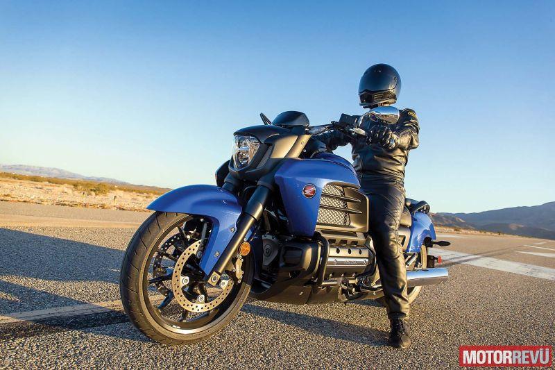 Motorok Honda Valkyrie 2014