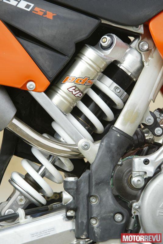 Motorok KTM 250 SX/250 EXC