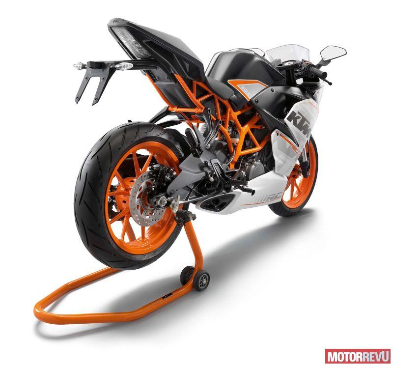 Motorok KTM RC390 2014