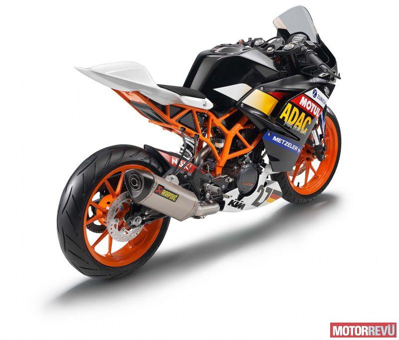 Motorok KTM RC390 Cup