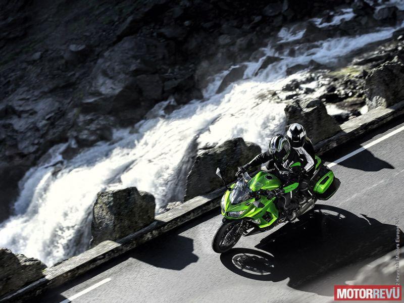 Motorok Kawasaki Z1000SX 2014