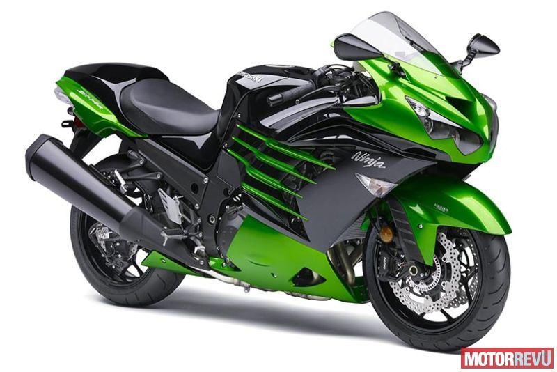 Motorok Kawasaki ZZR1400 2014