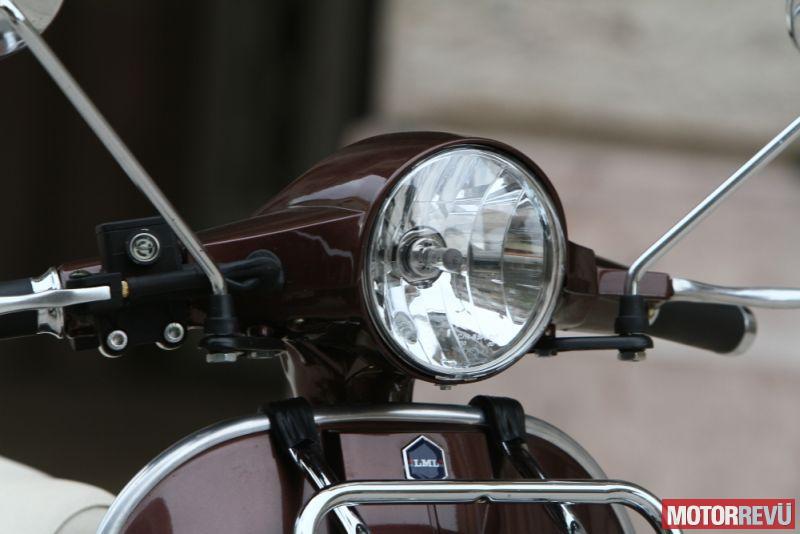 Motorok LML Star Deluxe 4S Bicolor/CVT