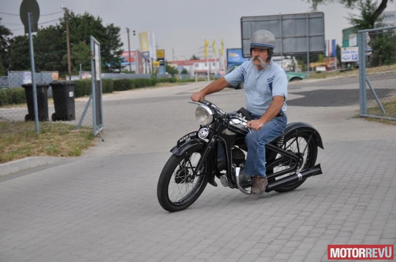 Motorok Méray-Puch 200