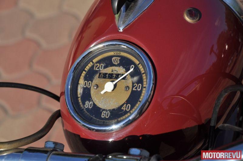 Motorok NSU Lux