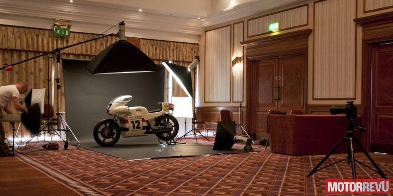 Motorok Norton John Player replika (Peter Williams)