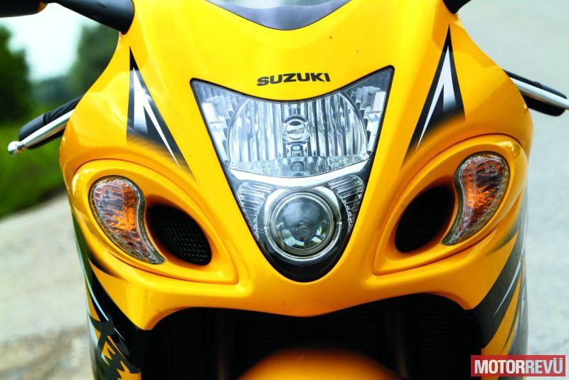 Motorok Suzuki GSX1300R Hayabusa ABS 2013