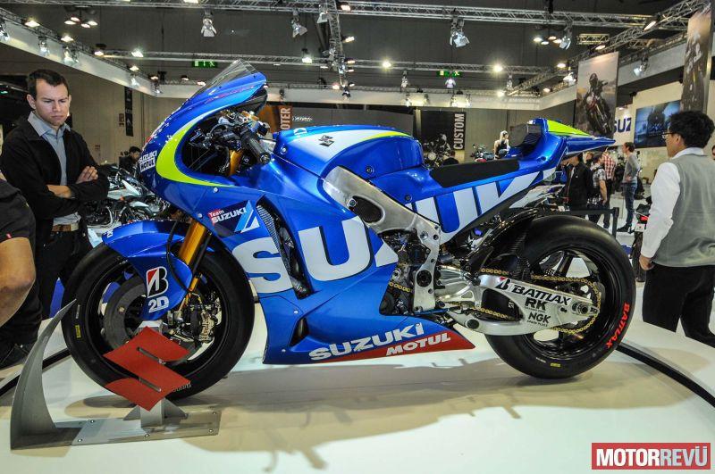 Motorok Suzuki XRH-1 MotoGP