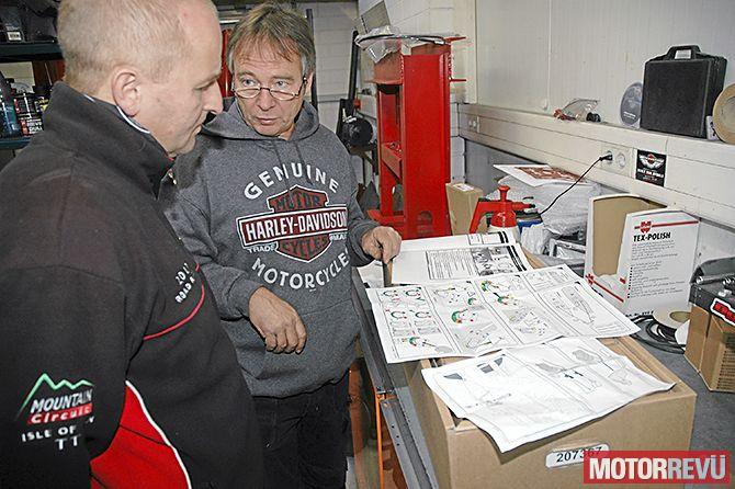 Motorok Tesztek galériája Hangtompítók a Harley-Davidson Sportsterekhez