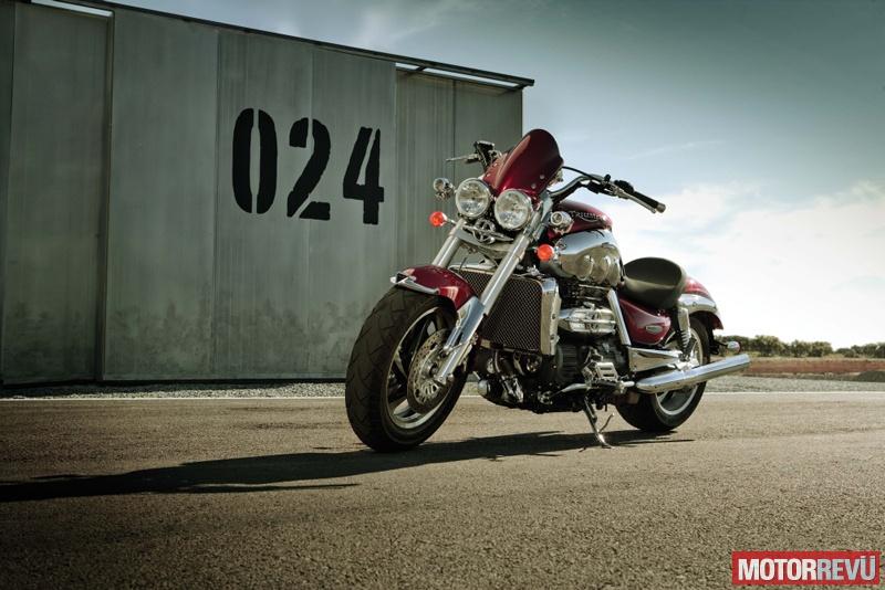 Motorok Triumph Rocket III