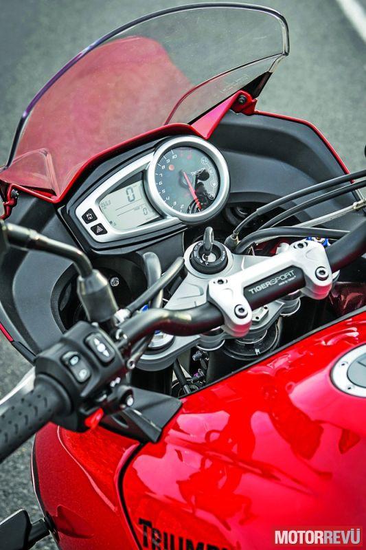 Motorok Triumph Tiger Sport