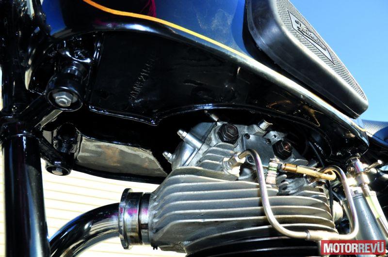 Motorok Velocette KSS 1936