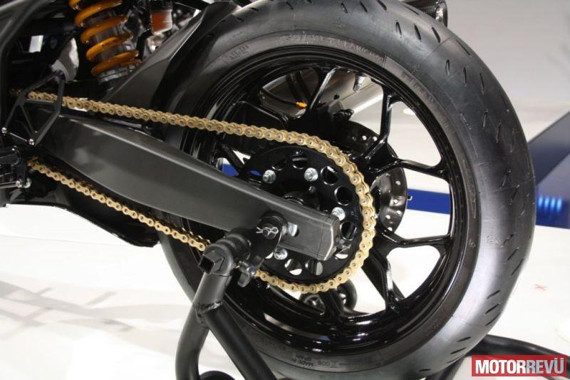 Motorok Yamaha R25
