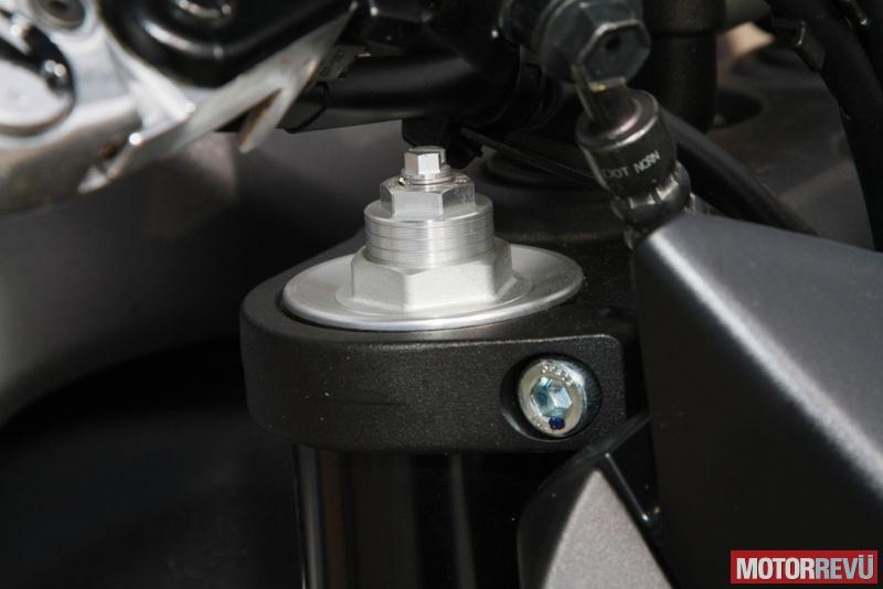 Motorok Yamaha FZ8
