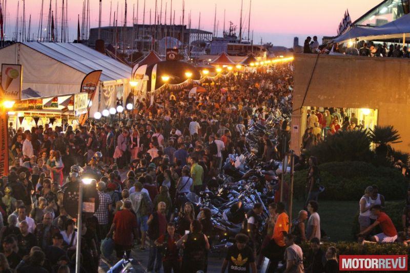 Találkozók, rendezvények Harley-Davidson 110. Évfordulós Európai Találkozó