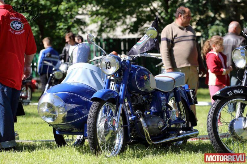 Találkozók, rendezvények Jubileumi Old Motors T.T.