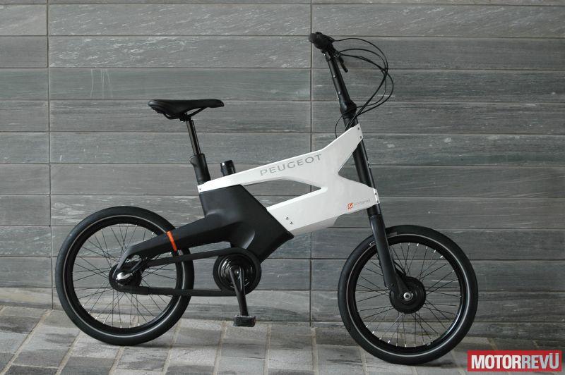 galéria  Peugeot AE21 Hybrid Bike