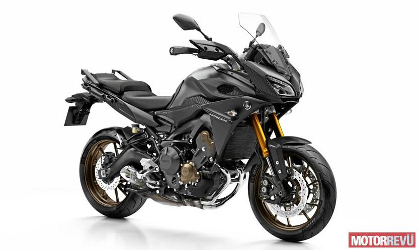 Motorok Yamaha MT-09 Tracer