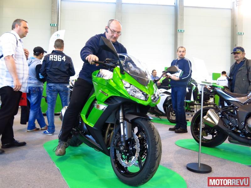 Bemutatók és kiállítások Budapest Motor Fesztivál 2014 - Újdonságok