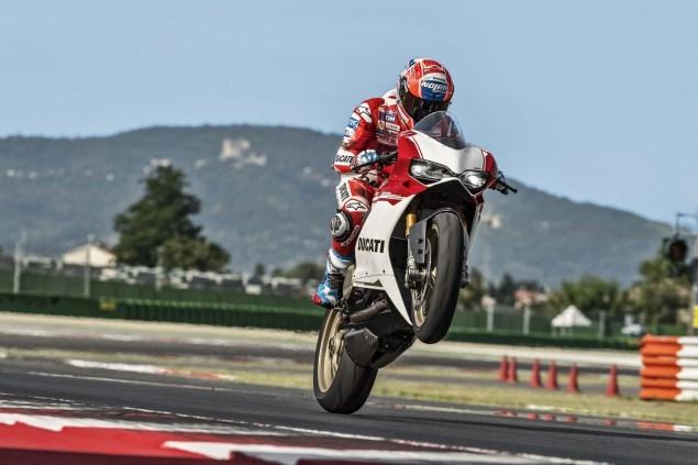 Motorok Ducati 1299 Panigale S Anniversario (2017)