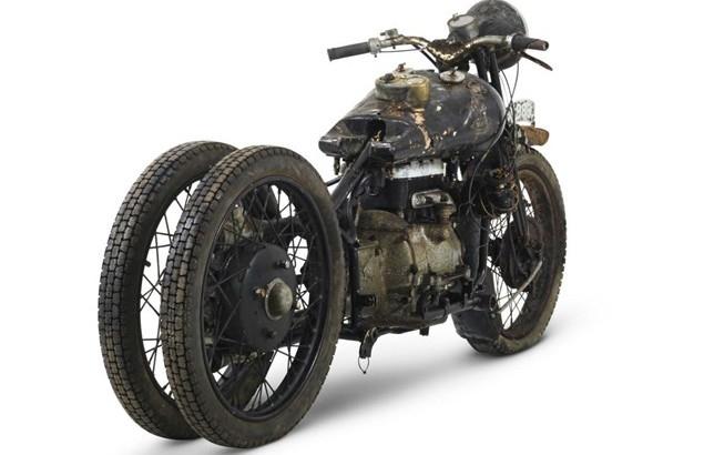 Motorok 130 milliós Brough Superior BS4