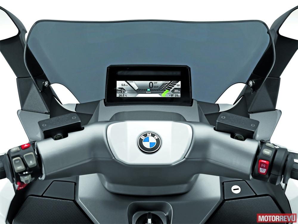 Motorok BMW Cevolution