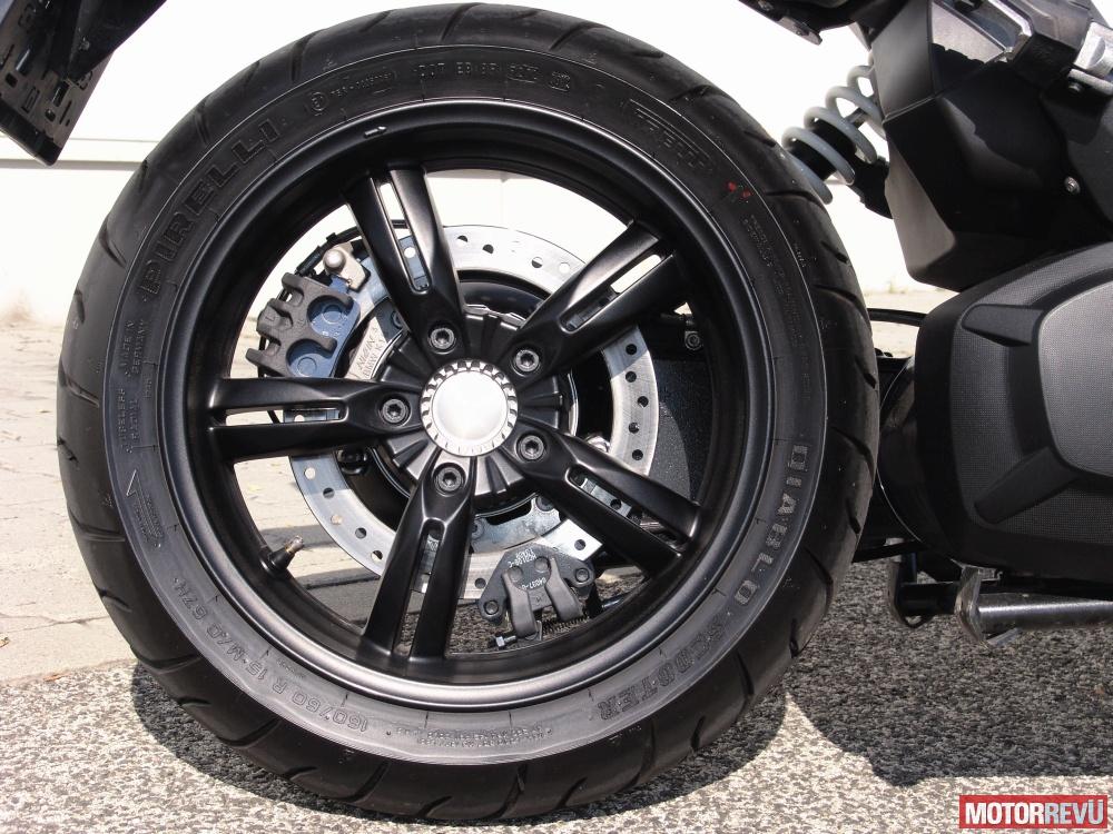 Motorok BMW C evolution